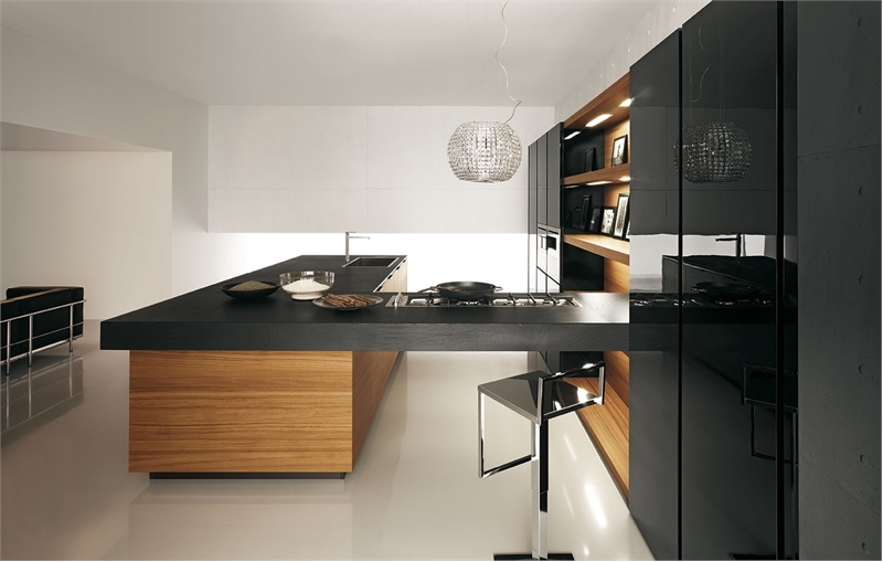 Natural Oak Kitchen Cabinets Solid All Wood Kitchen Cabinetry