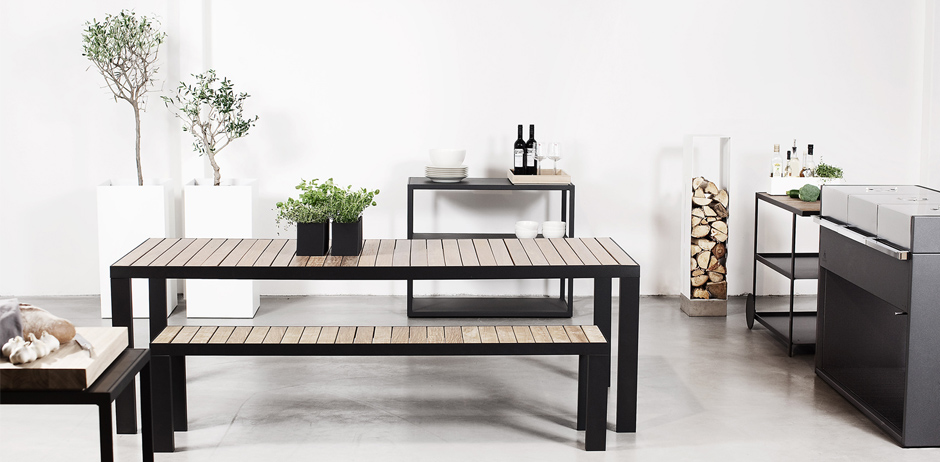 modern outdoor dinner set,modern outdoor furniture,outdoor   bench,outdoor diinner set,outdoor dining tables,outdoor dinner   furniture,outdoor table,outdoor tables,röshults,outdoor furniture