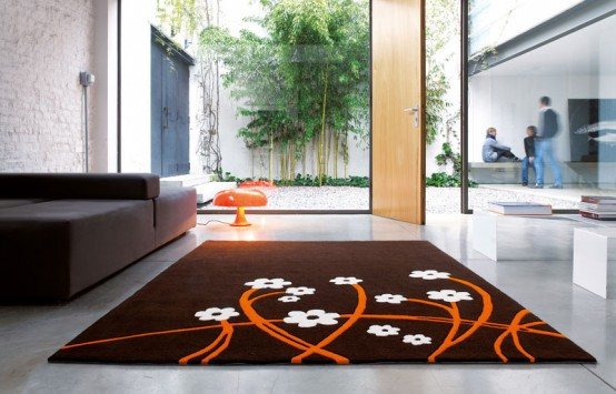 Modern Rugs with Cool Designs by Dhesja - DigsDigs