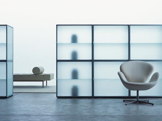 Modern Storage Cabinets With Cool Illumination Eo By Interluebke
