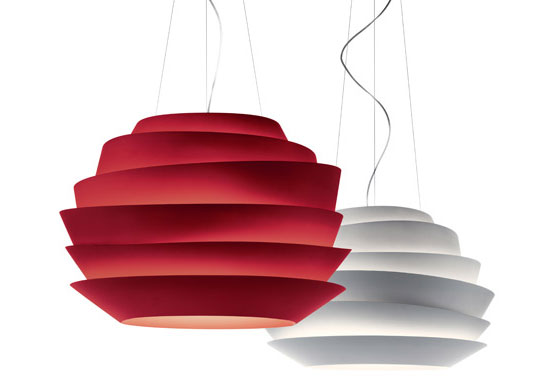 modern suspension lamps le soleil by foscarini digsdigs