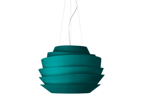 Modern Suspension Lamps Le Soleil By Foscarini