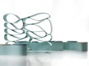 Modern And Creative Wall Panel And Seating System Neverending Evolution By Andreoli