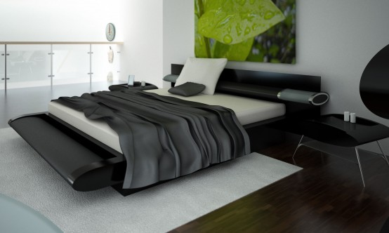 Modern and Elegant Bedrooms Designs
