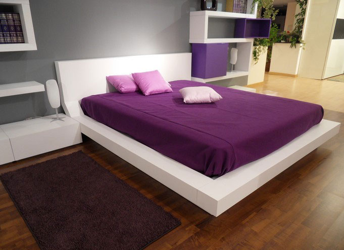 Modern Bedroom Design Colors 681 x 496