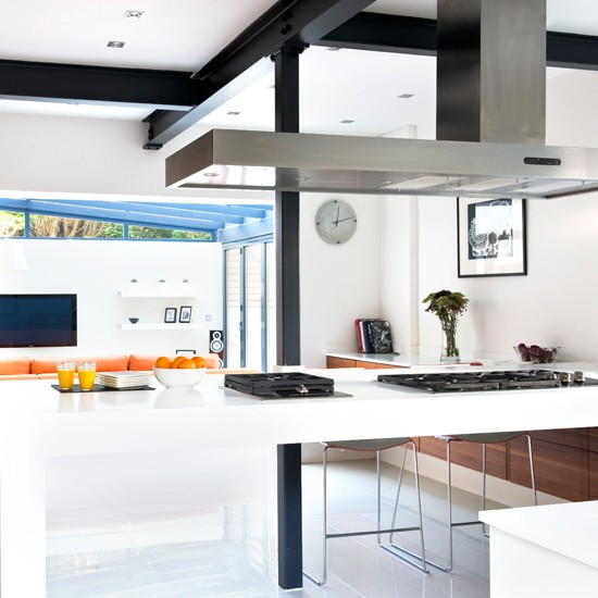 Modern Graphics Kitchen