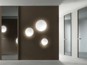 Modern Interior Glass Doors Spin By Rimadesio