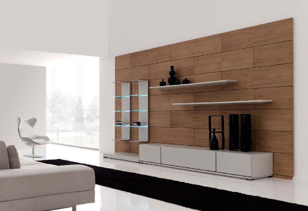 Modern minimalist living room designs by mobilfresno for Muebles design