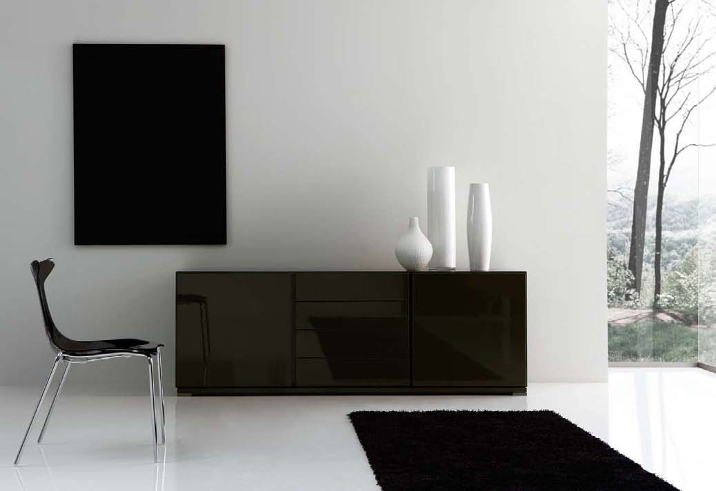 Modern minimalist living room designs by mobilfresno for Casa minimalista
