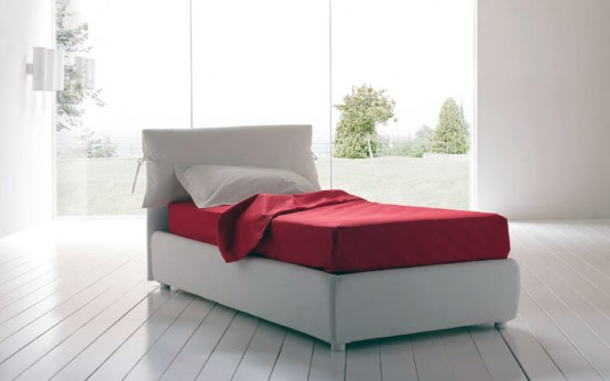 Modern Sleeper Sofas With Practical Constructions By  Bolzan