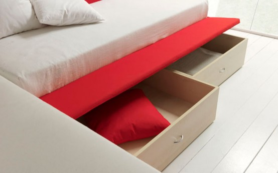 modern sleeper sofas with practical constructions by bolzan digsdigs
