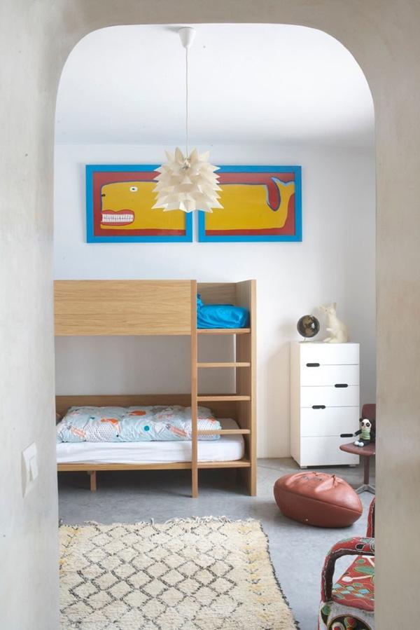 Moroccan Kids Room