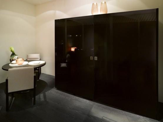 Multifunctional Luxury Kitchen Studio By Fendi