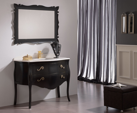 Bathroom on Neoclassic Furniture For Elegant Bathroom Interior Design     Paris By