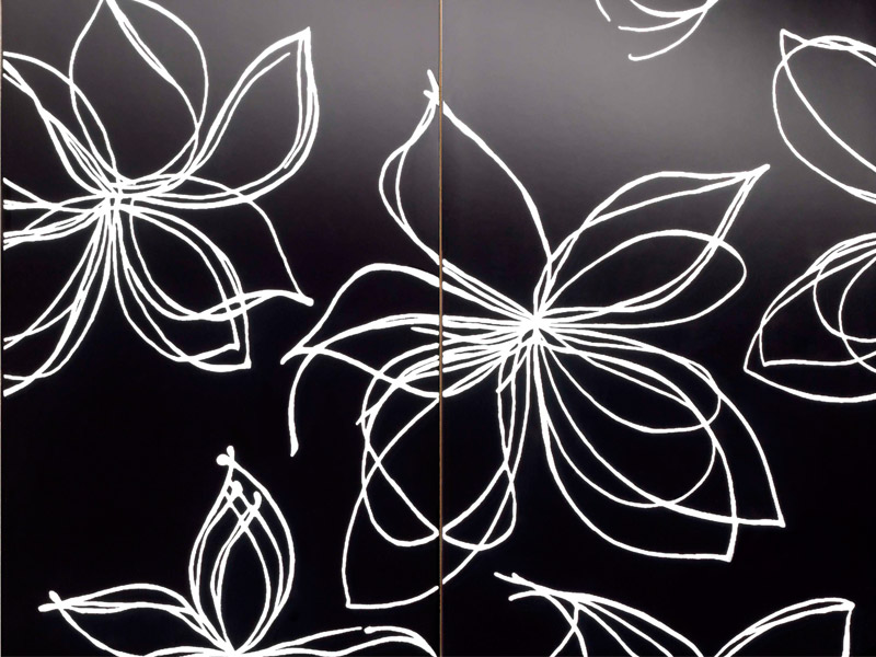 Outstanding Black and White Wall Designs 800 x 600 · 120 kB · jpeg