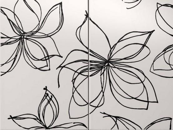 New Black And White Wall Tile Range By Imta Ceramics