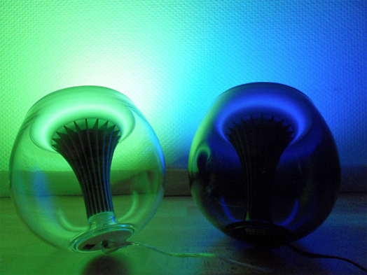 New Cool LED Lamps – Second Generation of LivingColors Lamps by Philips