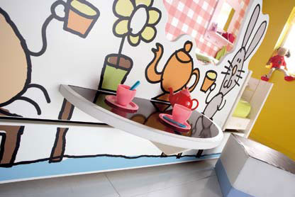 New Lovely Kids Bed Tea Time By Life Time