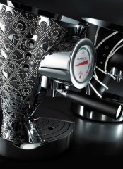 New Luxury Designs Of Bugatti's Coffee Makers