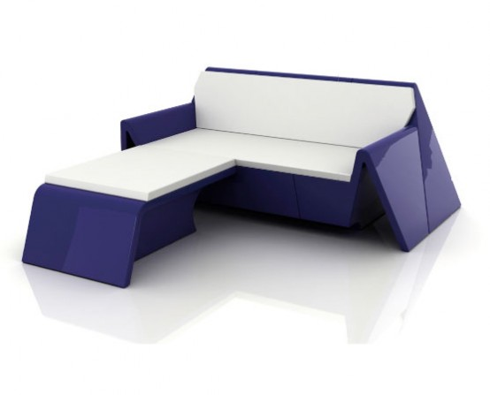 New Modern Outdoor Furniture Rest By Vondom