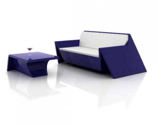 New Modern Outdoor Furniture – Rest by Vondom