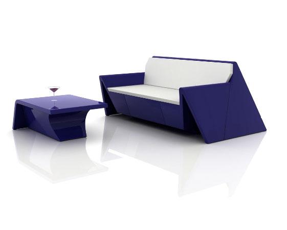 New Modern Outdoor Furniture Rest By Vondom