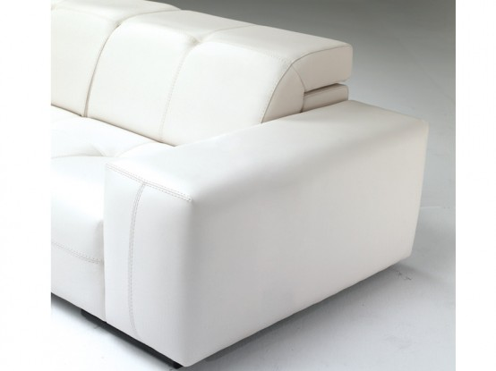 New Modern High Tech Sofa   Surround From Natuzzi