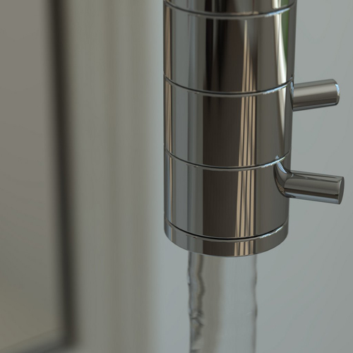 New Ceiling Mounted Faucet Bilo By Singnorini