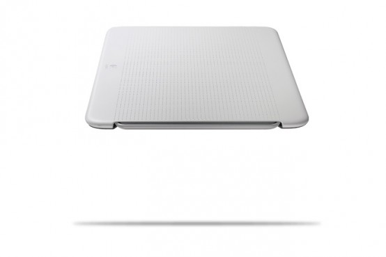 New Clever Portable Laptop Desk Lapdesk N315 By Logitech