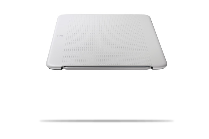 Logitech Comfort Lapdesk N315 With Retractable Mouse Pad