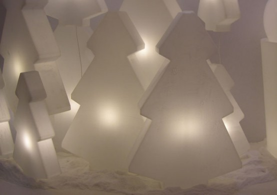 Nice Christmas Decoration Lightree By Slide Design