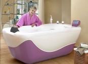 Nice Hydromassage Bathtub  L'Alizee By Stas Doyer