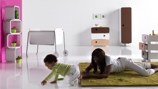 Awesome Furniture for Modern Nursery and Kids Room – Be Play by Be