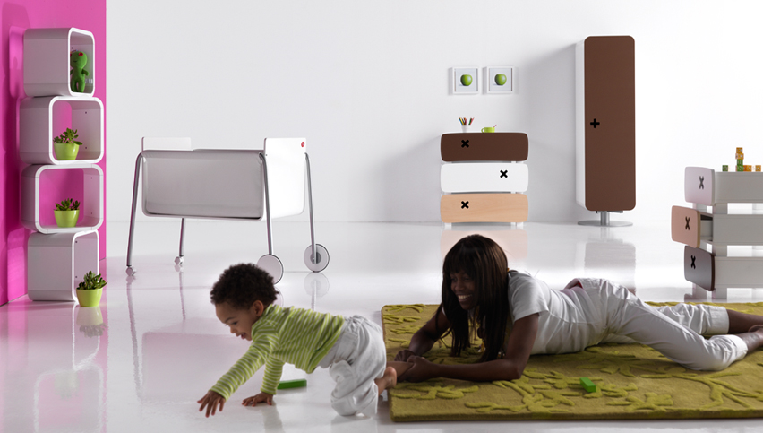 Awesome Furniture for Modern Nursery and Kids Room Home Decorating