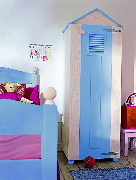 Nice Kids Wardrobes By Car Mobel