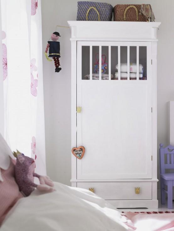 Nice Kids Wardrobes by Car Moebel - DigsDigs