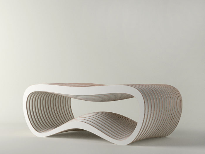 Magnificent Nurbs White Coffee Table 700 x 525 · 40 kB · jpeg