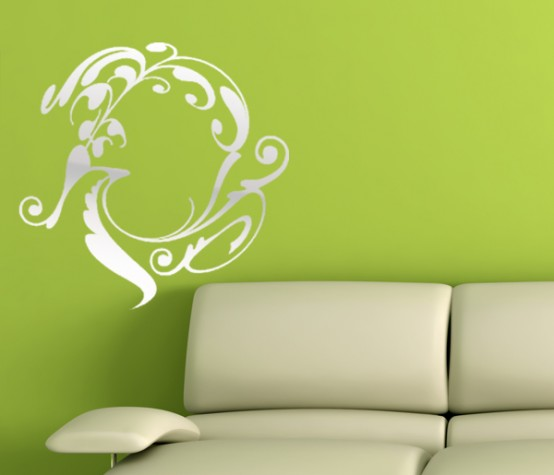 Mirror Stickers – One of the Most Beautiful Wall Stickers