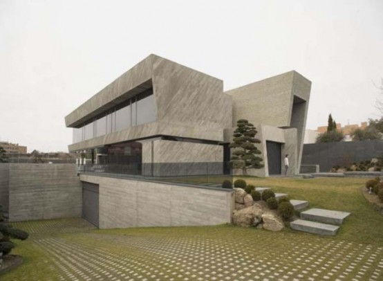 Open Box House By A Cero