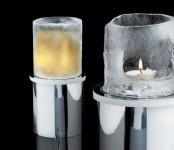 Original Christmas Decoration Ice Candle By Mathmos