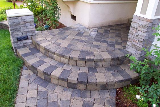 Paving Stone Driveway Design Ideas