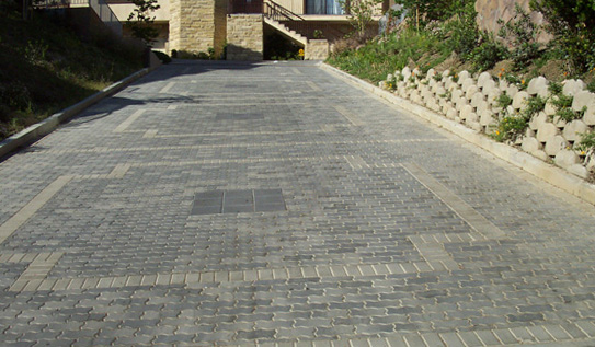 paving stone driveway design ideas - Paver Design Ideas