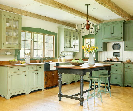 Pistachio Kitchens Made Warmth And Hospitality Interior Design