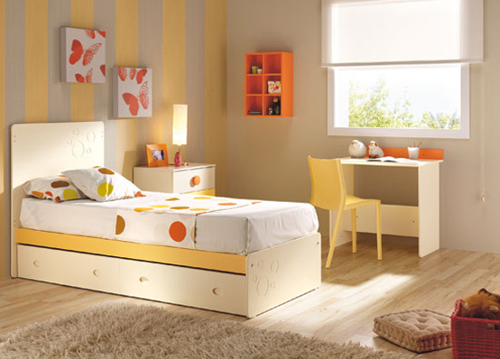Practical Furniture For Baby Nursery And Kids Room By Micuna