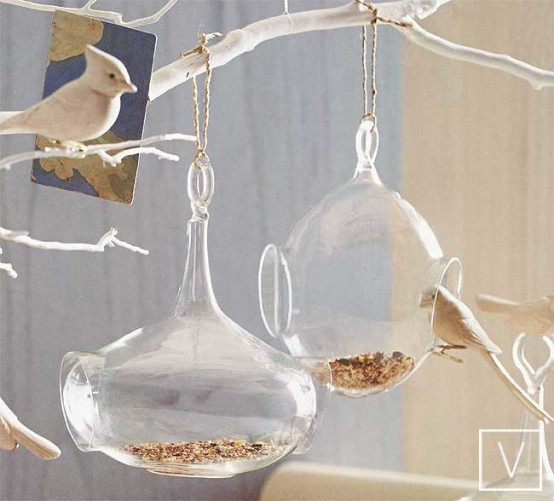 ROOST UTOPIA BIRD FEEDERS