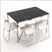 Stylish Adjustable Console Table By Ozzio