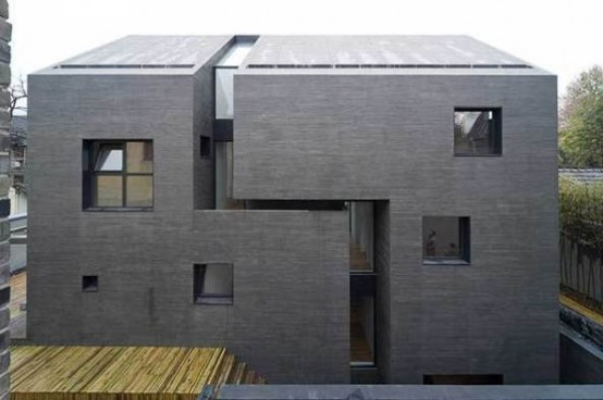 The Whole House Made Of Concrete