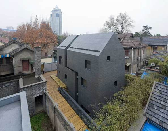 Interior design collection minimalist house with concrete for Minimalist concrete house