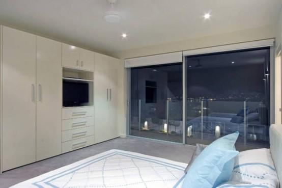 Ultra Modern Prestigious House With Ocean Views
