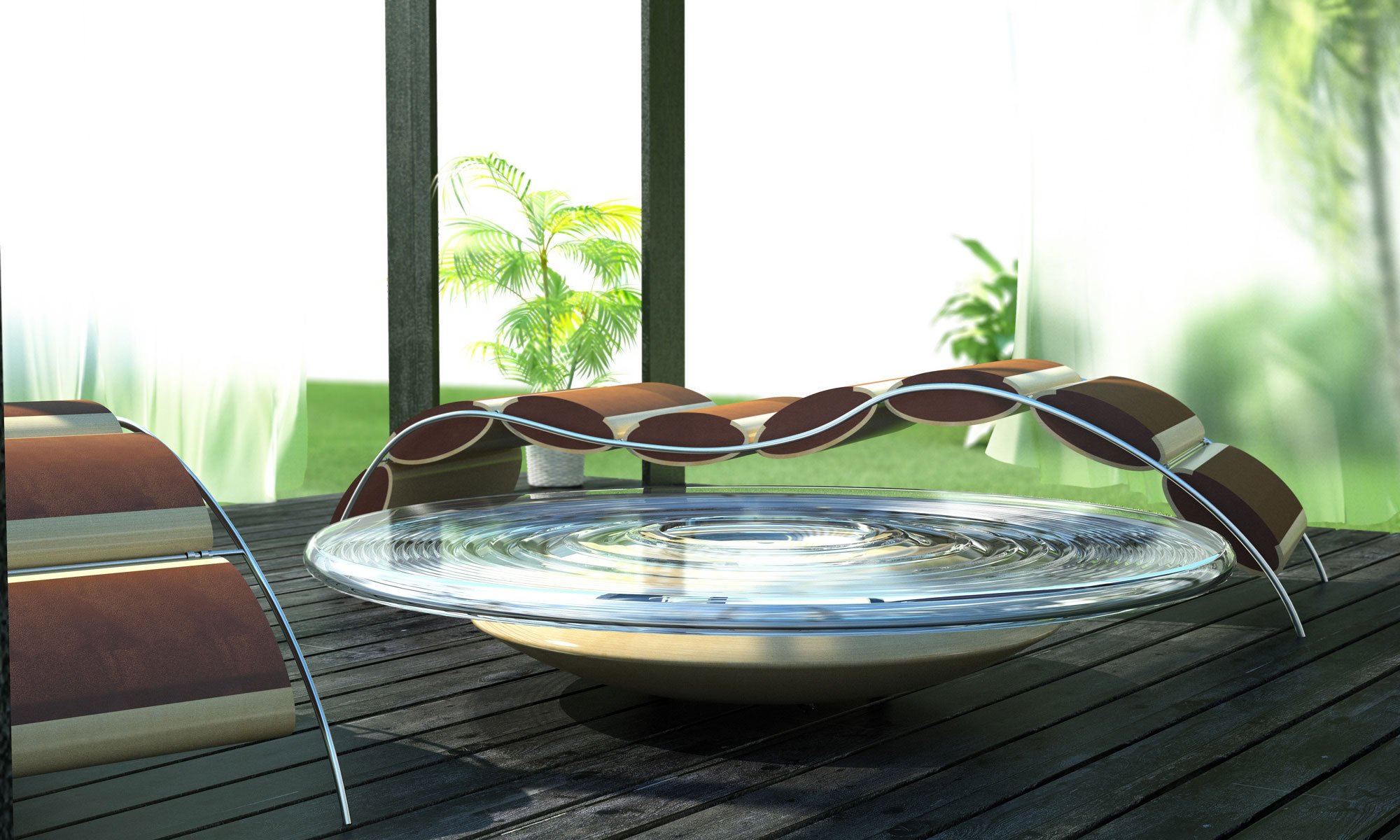 Unique Chaise Lounge Jouba By Answerdesign